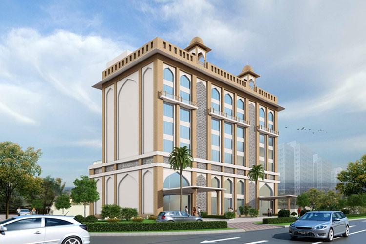 Howard-Johnson-by-Wyndham-Lucknow-Upcoming